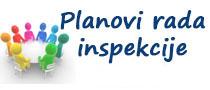 Planovi rada inspekcije