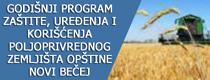 Program poljoprivrednog zemljišta